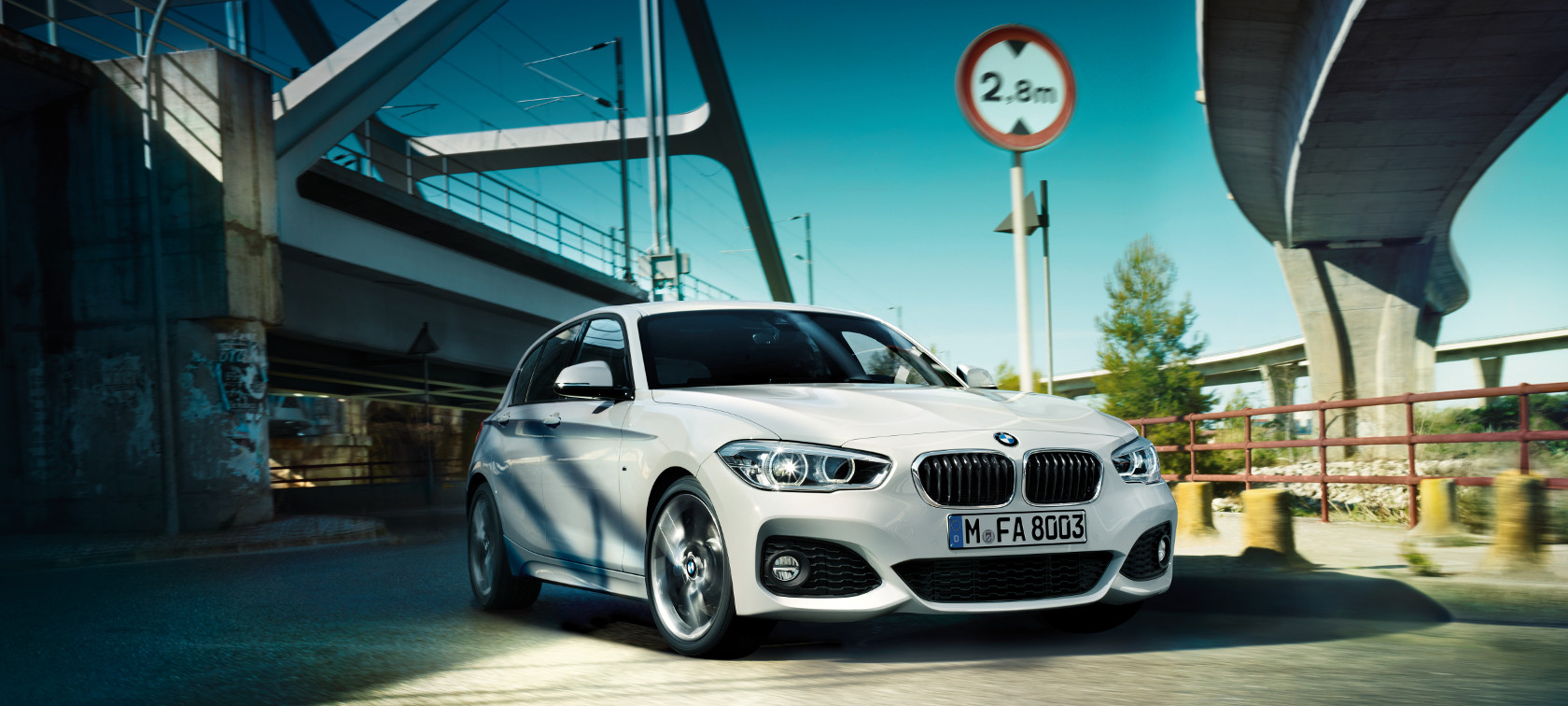 BMW 1 Series, 5 door, hatch,