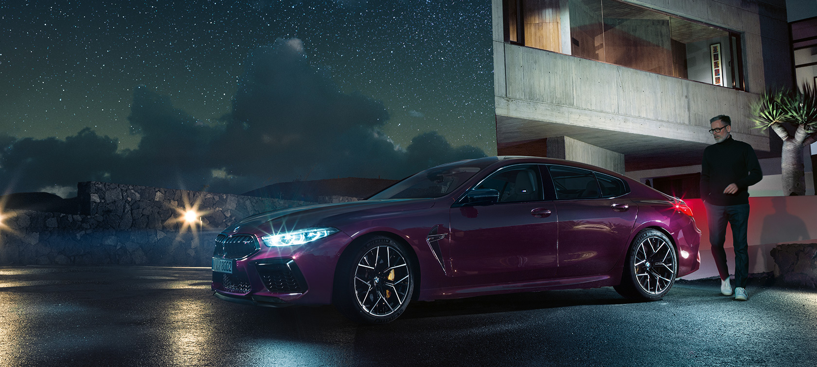 The M8 Bmw 8 Series Gran Coup 233 M Automobiles Highlights