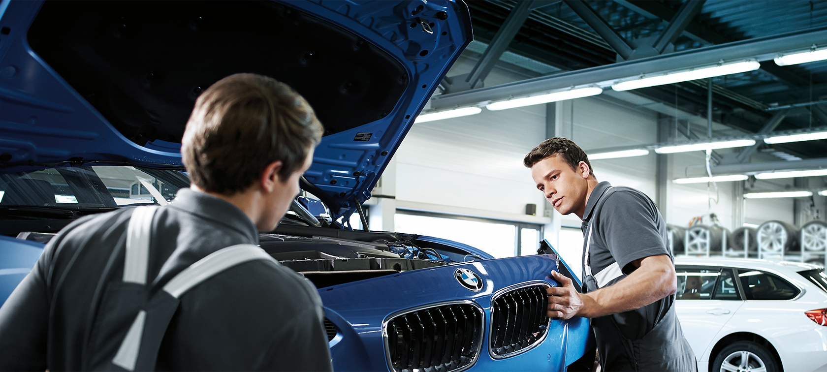BMW Service Offers